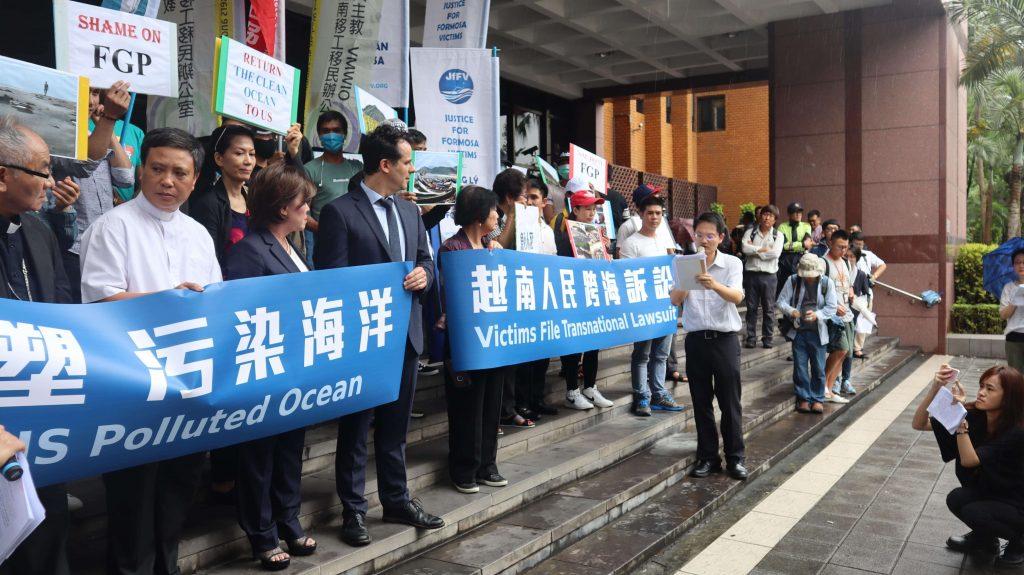 委任人之環境法律人協會理事長張譽尹律師表示,這件重要的案子,必然成為國際矚目的跨國案件,也是臺灣司法向全球展示其獨立、進步的最佳機會。